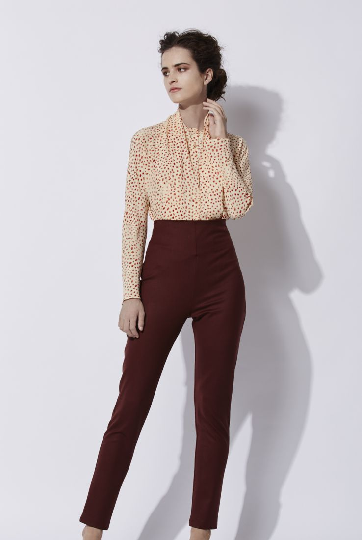 Lover top with Manolo pants