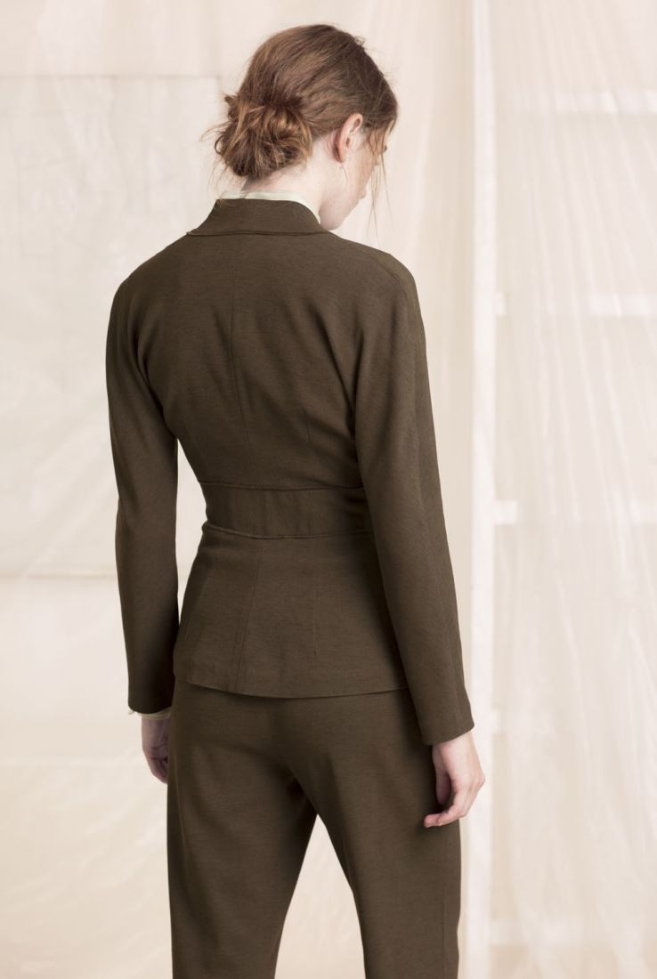 Muriel jacket and pants