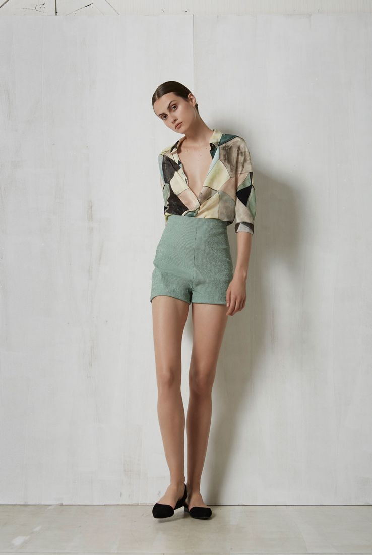 Pablo top with Class short