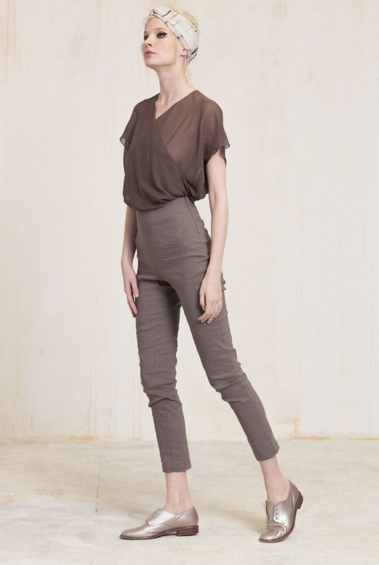 Yeke top and Pam trousers
