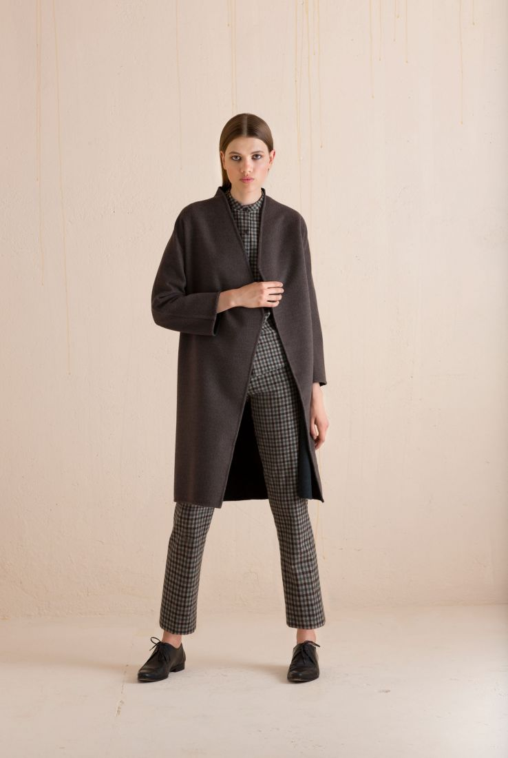 Grand, double face coat, Jackets collection – Cortana Moda