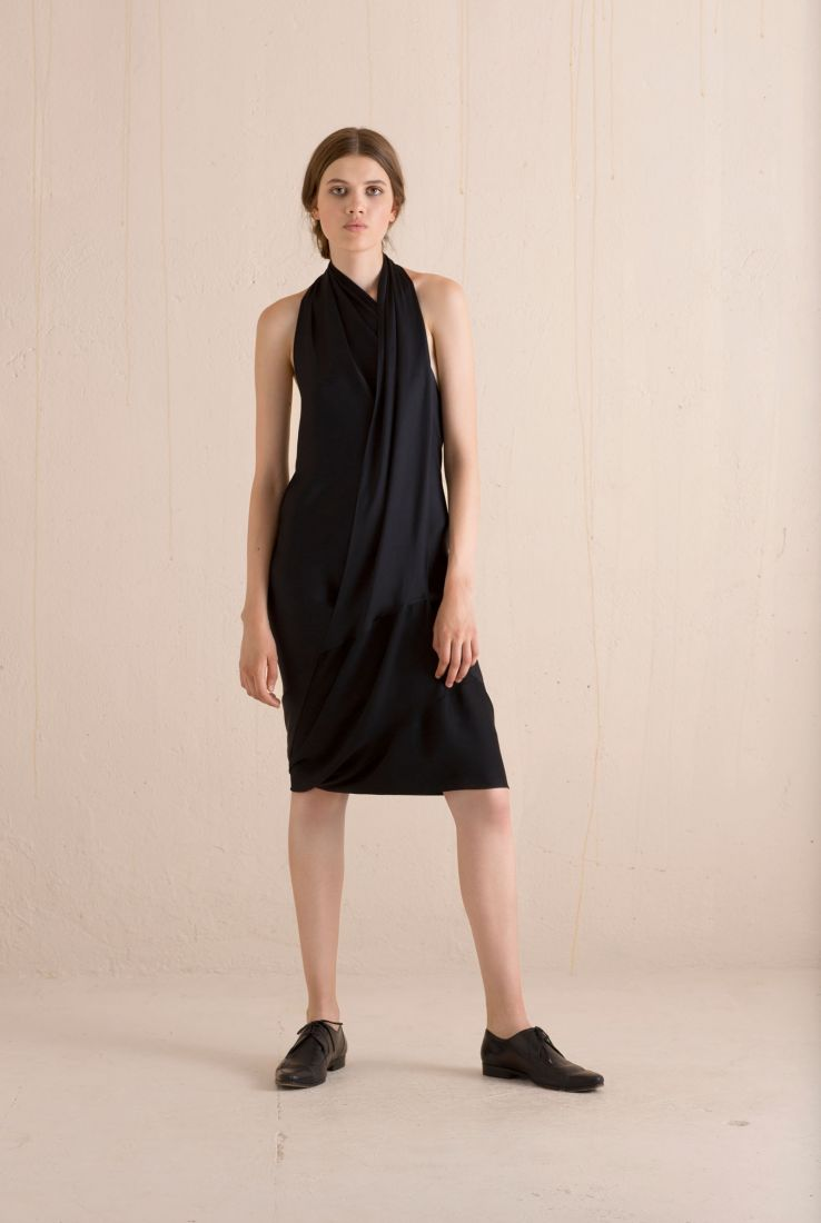 Dakar black dress