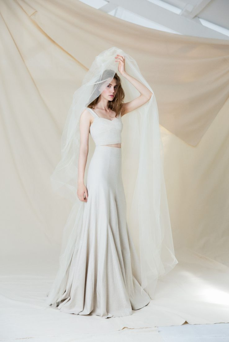 Boho wedding dresses | Cortana Bridal