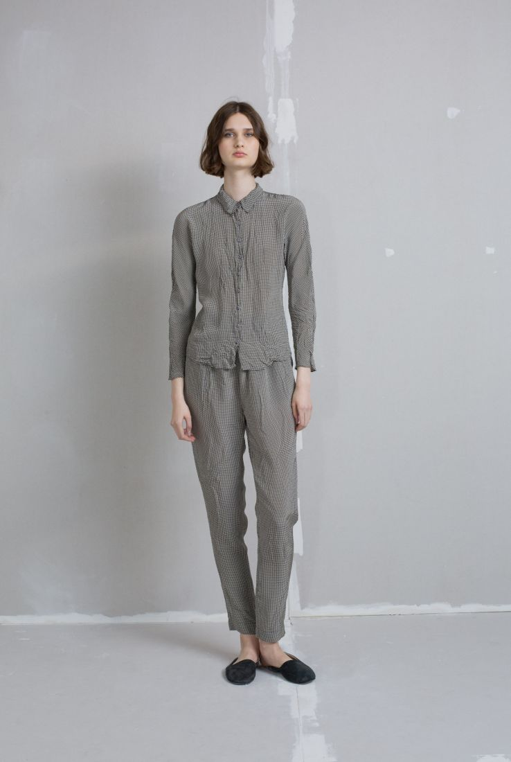 Duo blouse and pants
