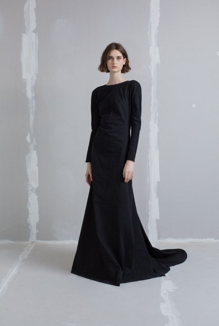 Nuit long dress