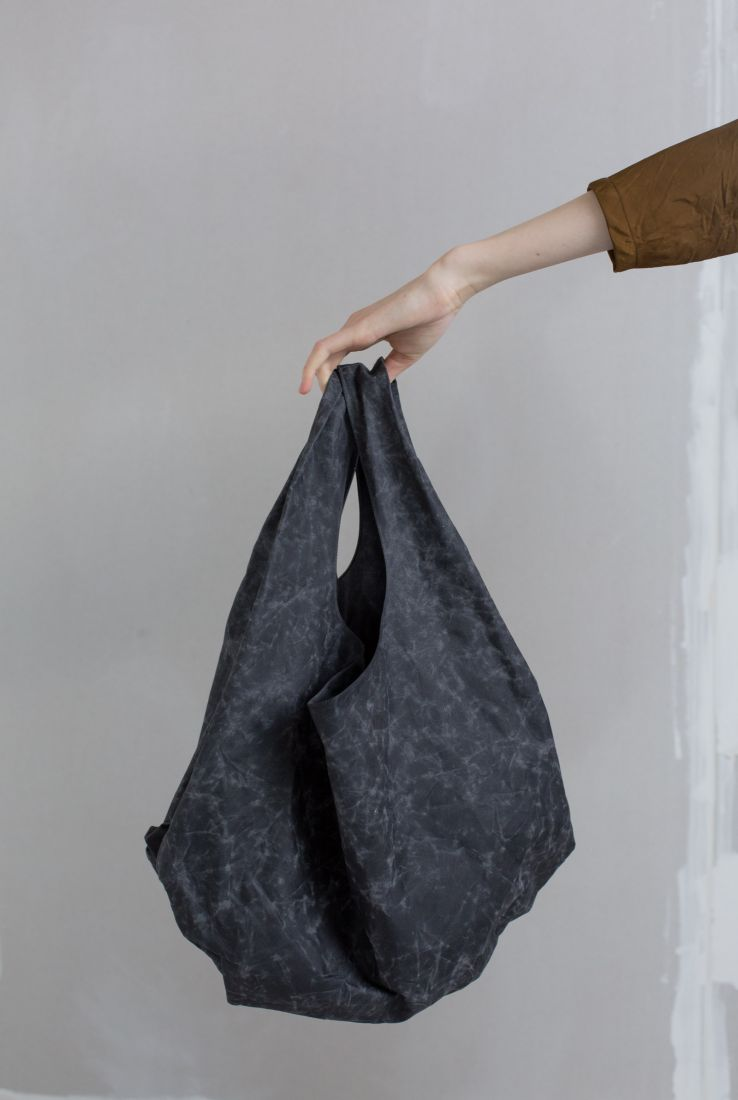 Beewax black bag