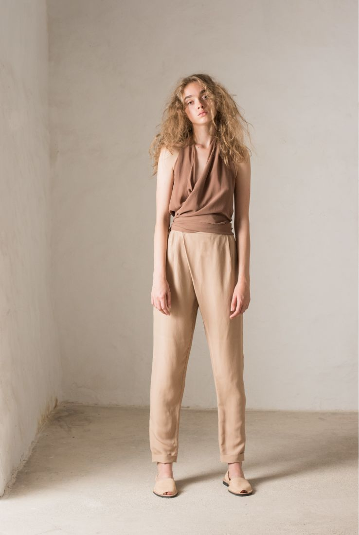 Cairo top with Tasos pants