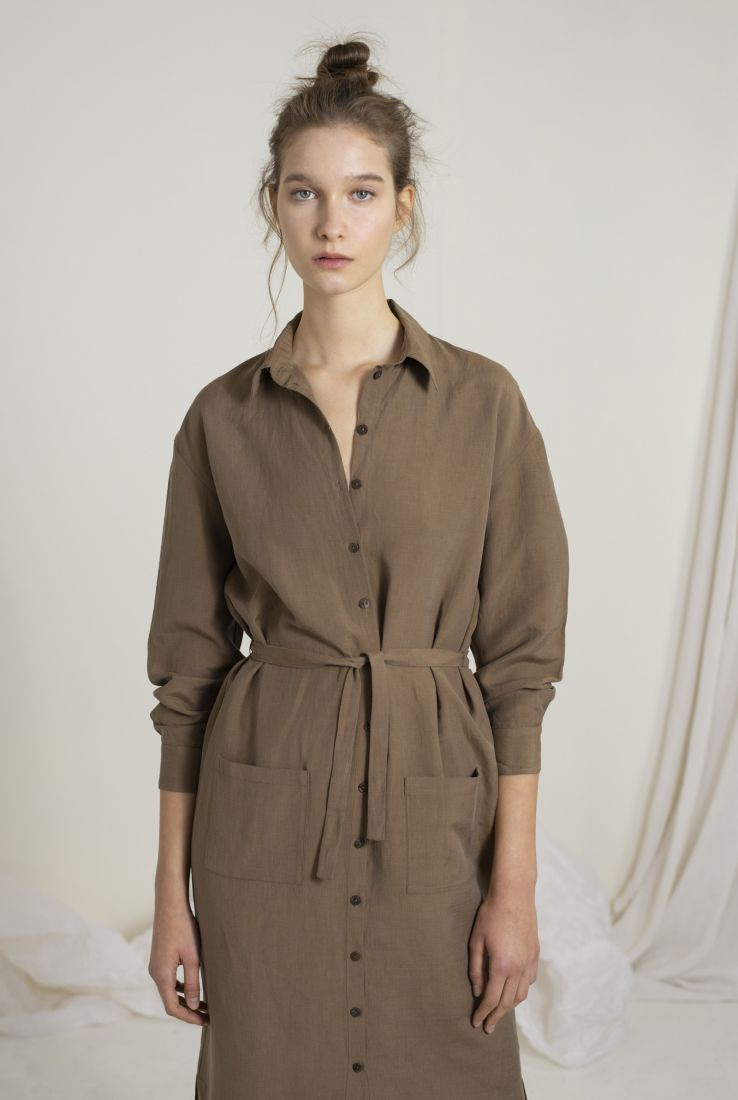 DELHI SHIRTDRESS