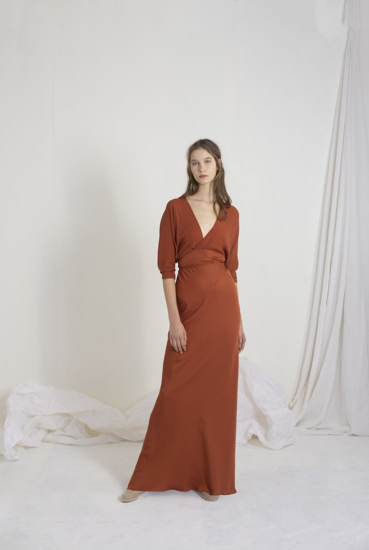 Harissa long dress