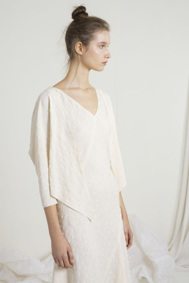 ROSARIO IVORY JACKET & DRESS
