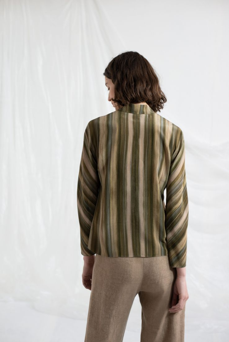 Campo top with Drap pants