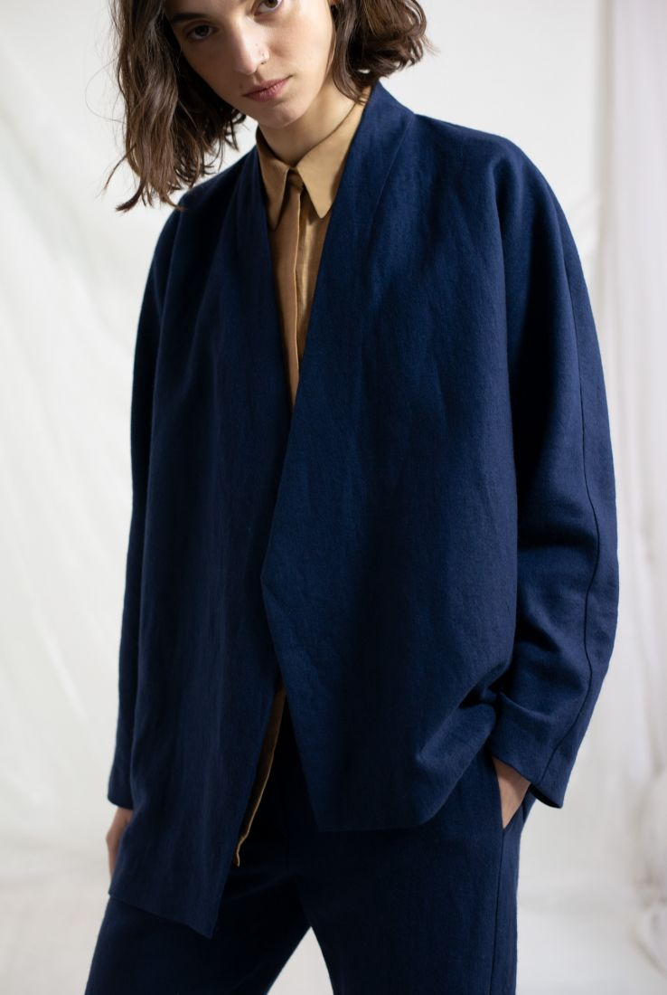 Dry jacket and pants with Carne shirt