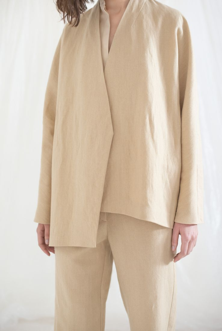 Dry jacket and pants