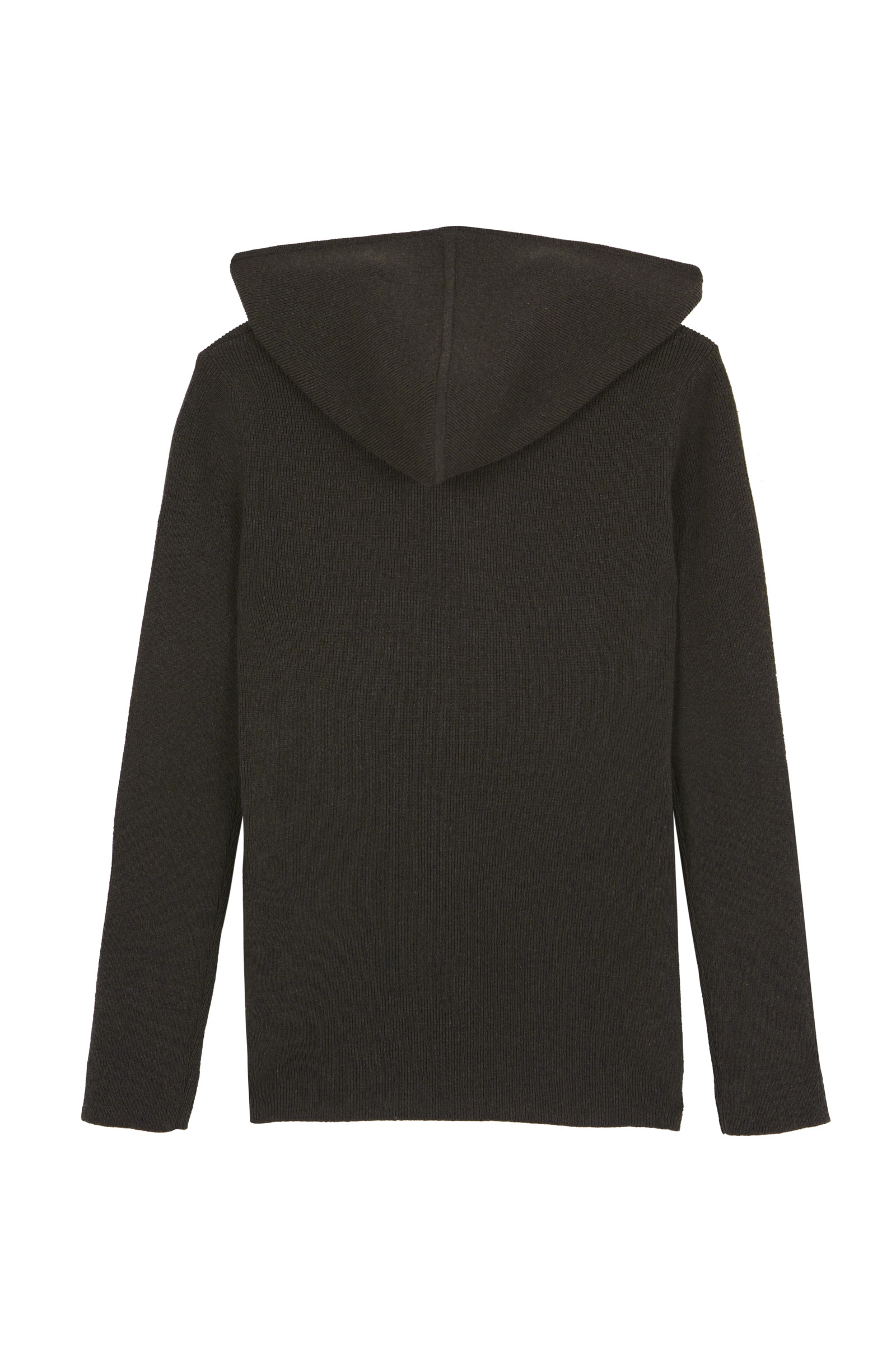 JACQUES, GREEN CASHMERE PULLOVER - Cortana