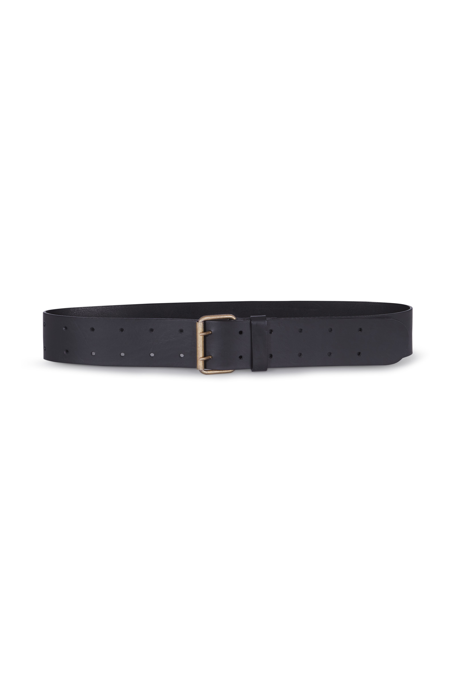 LEATHER THIN BELT - Cortana Moda