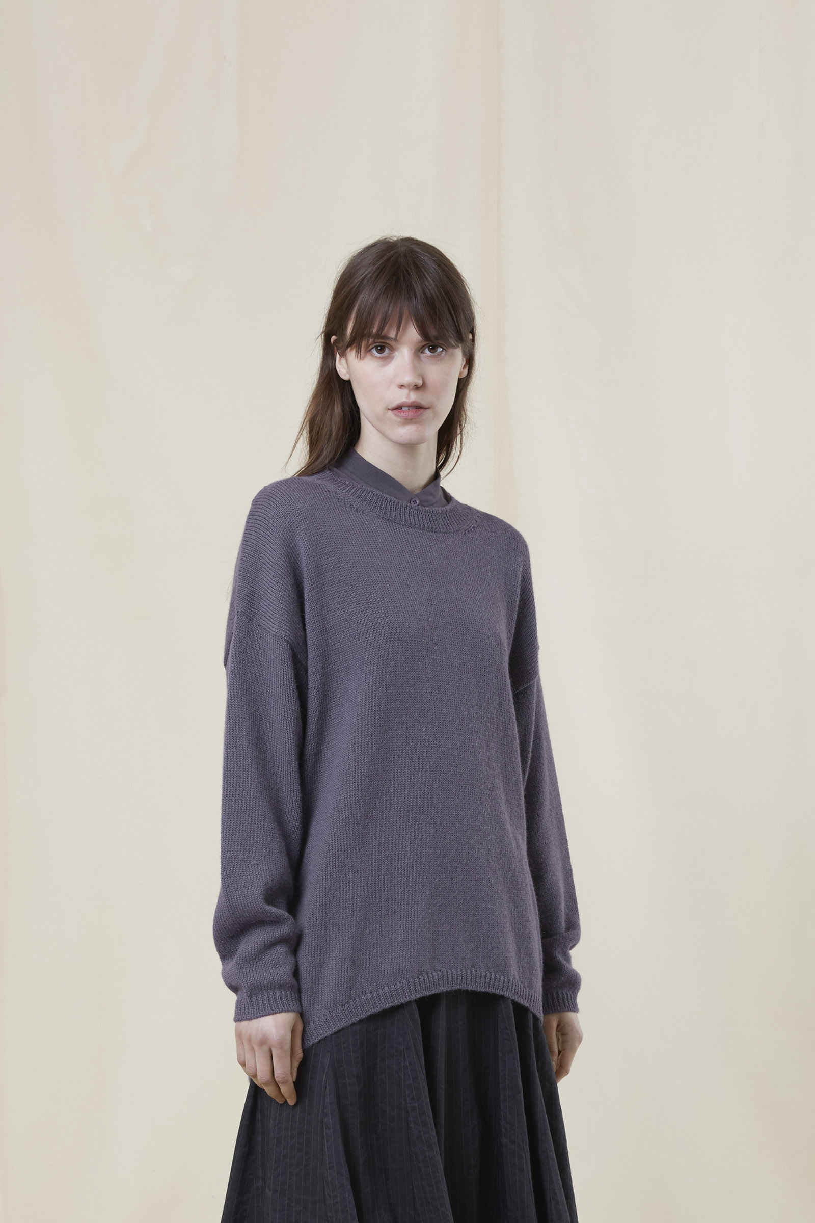 TED, LAVENDER PULLOVER - Cortana