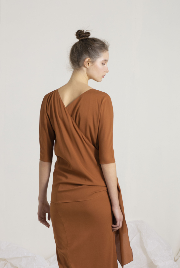 Vana, vestido transformable