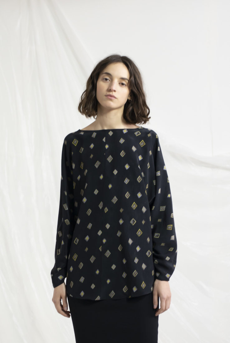 ASTRAL, TOP ESTAMPADO, SALES collection – Cortana Moda