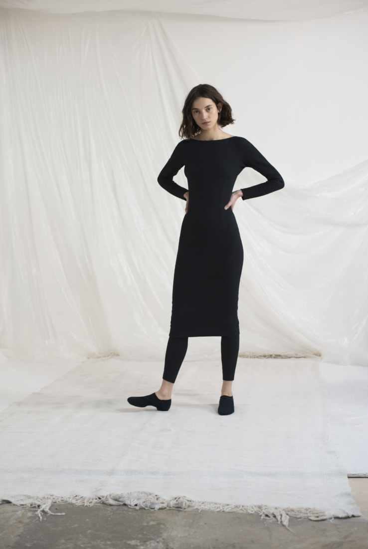 NOLA, VESTIDO ENTALLADO, AW19 collection – Cortana Moda