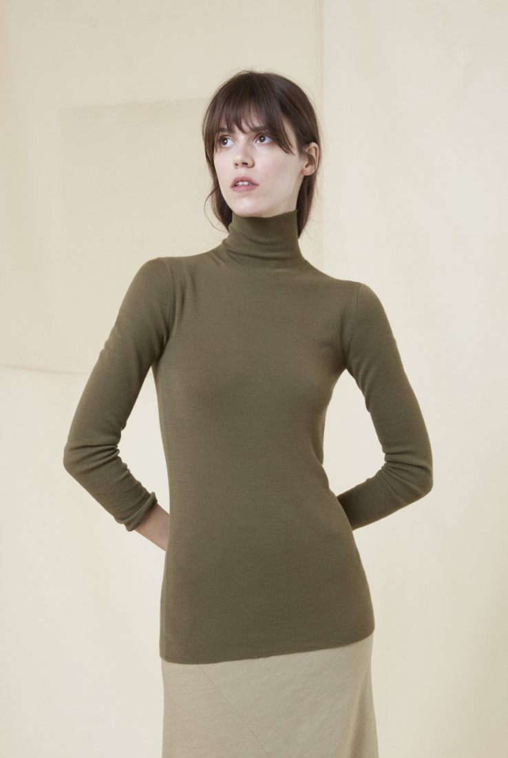 SINTRA, CUELLO ALTO SENCHA, AW20 collection – Cortana Moda