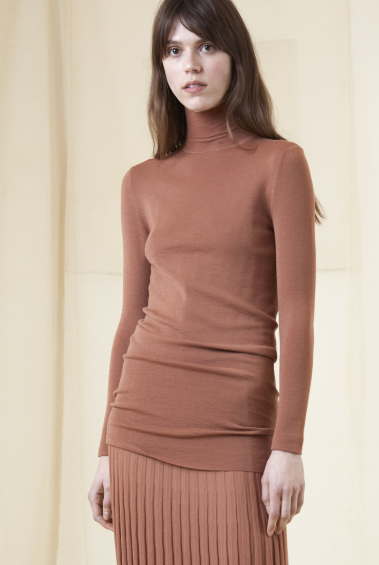 SINTRA NECK LONG CORAL, AW20 collection – Cortana Moda